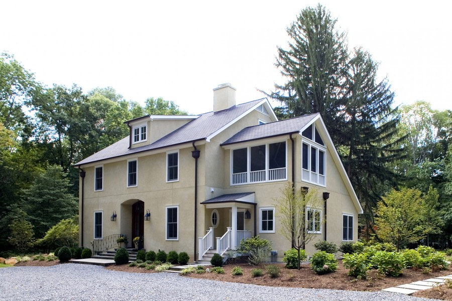 Professor 39 s home princeton nj for Home builders in south jersey