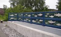 Woonasquatucket Fish Rails
