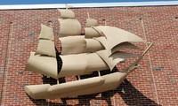 Cumberland High School Clipper Ship Restoration