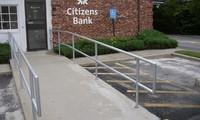 Citizens Bank Rails