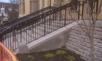 Westerly Public Library Rails