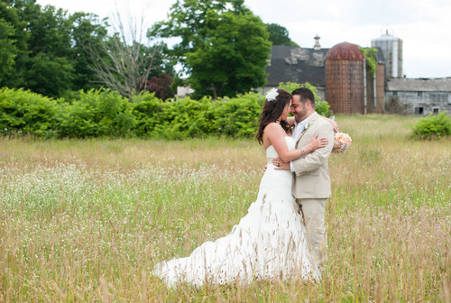 Rebecca and Phil's summer wedding at The Pavilion on Crystal Lake on June 22, 2014.