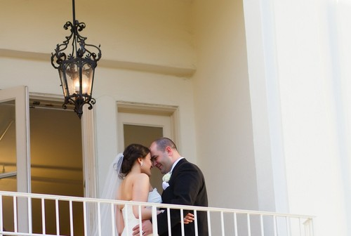 Jennifer and Dan's spring wedding at The Wadworth Mansion on May 3, 2013.