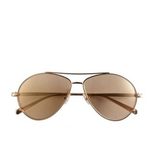 c96dbf1656 David Yurman  Waverly  Gold Aviator Sunglasses