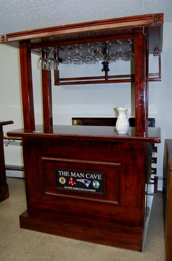 Man Cave Bar For Sale Melbourne : Solid wood man cave bar