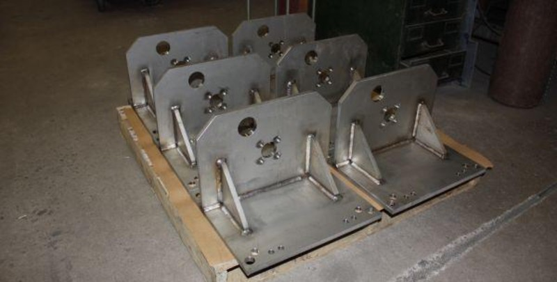 Heavy Fabrication at Lynn Welding