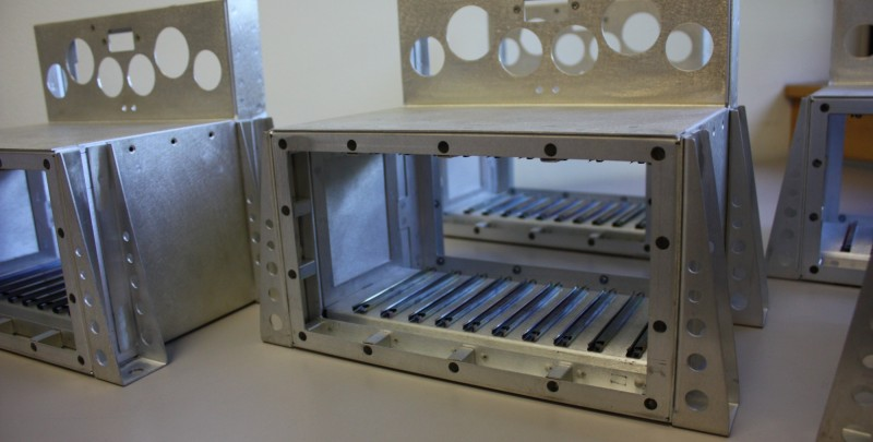 Resistance Welding Welding Class A aluminum per AWS D17.2, Mil-W-6858.