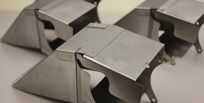 Resistance Welding Resistance spot welding of stainless steel.
