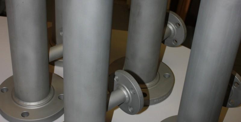 Steel Fabricator in CT Welding per ASME Boiler & Pressure Vessel Code Section VIII