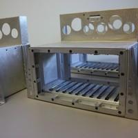 Resistance Welding Class A aluminum per AWS D17.2, Mil-W-6858
