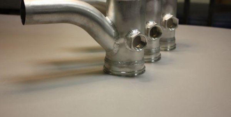 Aluminum Tig Welding Thin Wall Manifold