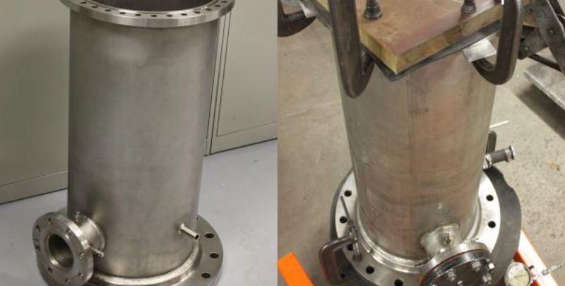Custom Pipe Fabricated By Lynn Welding