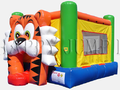 Tiger Bounce House Hopper
