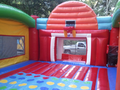 40' Ultimate Sports Arena Bounce House Hopper