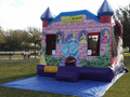 Disney Princess 4-1 Combo Bounce House Hopper WET or DRY