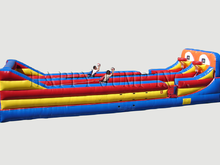 Bungee Run & Shootout Challenge Bounce House, Obstacle Courses & Interactive Games - Jacksonville Florida Bounce House Rentals