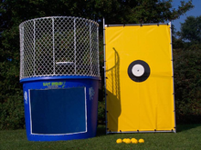 Dunk Tanks #1, Obstacle Courses & Interactive Games - Jacksonville Florida Bounce House Rentals