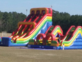 The Edge  24' Bounce House Slide DRY ONLY