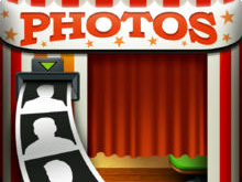 Photo Booth Rental, Roo's Tents, Tables, Chairs and more