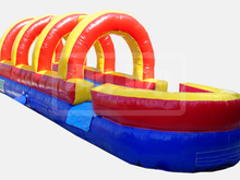 Zoom Slip n Slide  30' Bounce House Waterslide WET ONLY, Roo's Wet or Dry Slides - Jacksonville Florida Bounce House Rentals