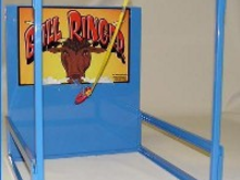 Bull Ringer GAME, Obstacle Courses & Interactive Games - Jacksonville Florida Bounce House Rentals