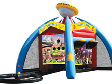 5-1 Sports  Game, Obstacle Courses & Interactive Games - Jacksonville Florida Bounce House Rentals