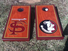 Corn Hole Game, Obstacle Courses & Interactive Games - Jacksonville Florida Bounce House Rentals