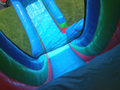 Rampage 22' Bounce House Water Slide WET or DRY