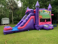 Fairy Princess Modular 4-1 Combo Bounce House Hopper  WET or DRY