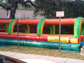 Rush Slip n Slide  30' Bounce House Waterslide WET or DRY