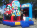 Mickey Mouse Club House 5-1 3D ComboBounce House Hopper WET or DRY
