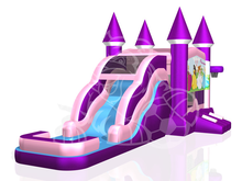 Dream Castle 4-1 Combo Bounce House Hopper WET or DRY, Roo's Hopper Combos - Jacksonville Florida Bounce House Rentals