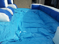 Splash Zone Slide - 14' Bounce House Waterslide WET or DRY