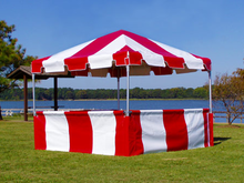 Concession Frame Tents, Roo's Tents, Tables, Chairs and more