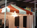 Concession Frame Tents
