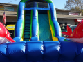 Rajun Cajun Slide  19' Bounce House Waterslide WET or DRY