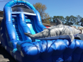 Shark Attack  19'  Bounce House Waterslide WET or DRY