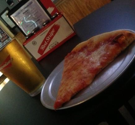 Matty's Next Door Bar Featuring Food From Jerry's Pizza!