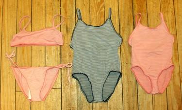 Swimsuits by Petit Bateau