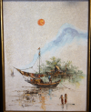 Seaside China Painting