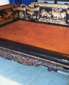 Antique Chinese Opium Bed