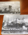 Old Prints large coasters
