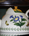 Floral Ceramic Tea Pot