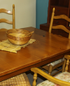Custom Made Hawaiin Pine Table