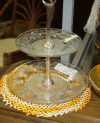 Two -tier Serving Dish