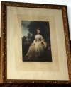 Antique Gainsborough Lithograph