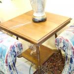 1-12780 Antique Oak Stand