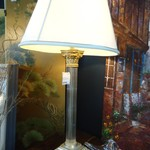 1-15564 Robert Abby Inc. Roman Style Lamp