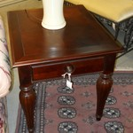 1-18801 Stanley Cherry End Table