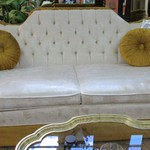 1-20598 Vintage Tufted Sawyers Sofa